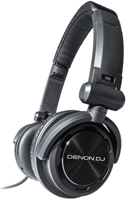 Denon Hp600 Preview