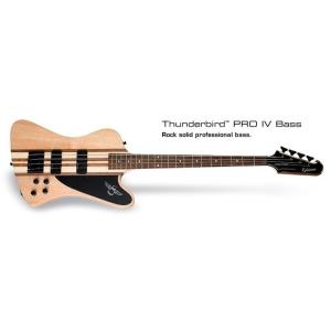 Epiphone Thund Pro Iv Bass Natural Oil